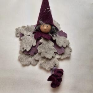 Grigio e Viola | Elfo del Bosco