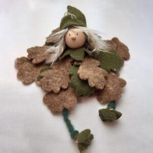 Marrone e Verde   Elfo del Bosco