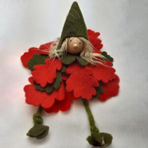 Rosso e Verde | Elfo del Bosco