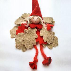 Verde Loden e Rosso | Elfo del Bosco