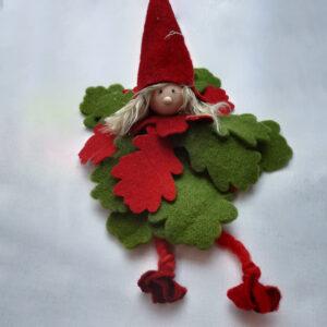 Verde e Rosso   Elfo del Bosco