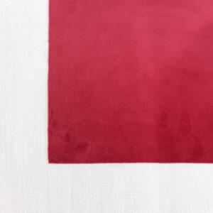 Rosso | Velluto Tinta Unita