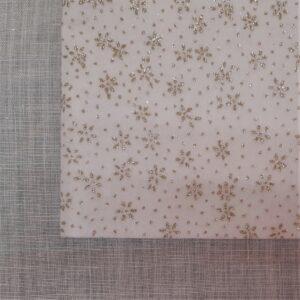 Bianco Fiore   Pannolenci Glitter