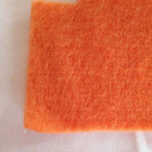 Arancio Forte | Panno Lana Nastro